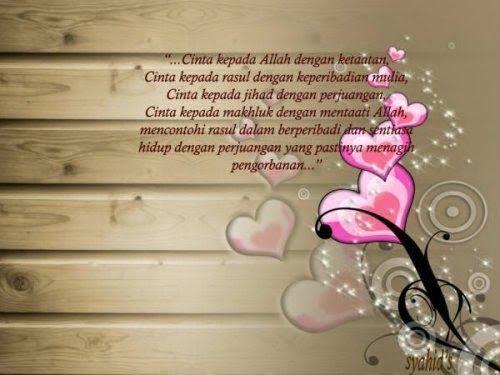 Kata Kata Mutiara Islami Yang Romantis Ragam Muslim Kata Kata Mutiara Romantis Gambar