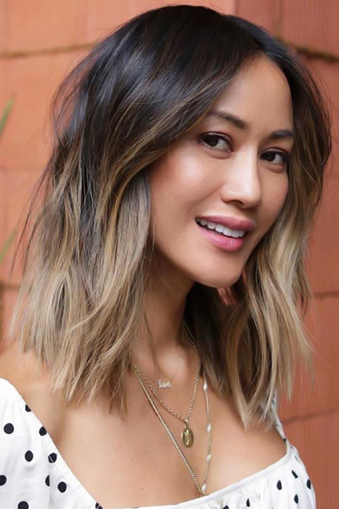 Dark Brown And Ash Blonde Ombre #shorthair #ombre #shortombre ❤ These short ombre hair styles will make you change your mind. We've collected the latest ombre variation that you would like to bring to life. Get to know the difference between popular coloring techniques, get inspired and choose a suitable style! ❤ #lovehairstyles #haircolor #hairstyles