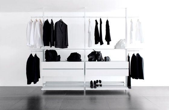 Personal PE09 by Extendo   Shelving systems