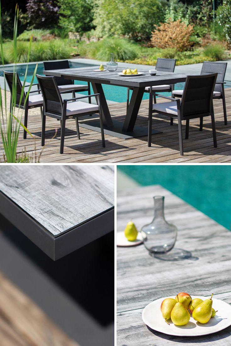 Niehoff Garden Gartentisch Plank Gartentisch Plank Tisch
