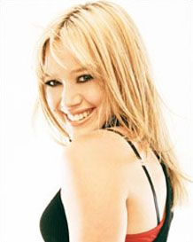 Hilary Duff AKA Hilary Erhard Duff  Born: 28-Sep-1987 Birthplace: Houston, TX  Gender: Female Race or Ethnicity: White Sexual orientation: Straight Occupation: Actor, Singer  Nationality: United States Executive summary: Manufactured pop star  Hilary Duff is a young actress, singer, and Disney product. She starred in Lizzie McGuire and A Cinderella Story, and sang So Yesterday and Come Clean. Duff was a professional ballet dancer by age 6, when her mother decided she should be an actress. Hi