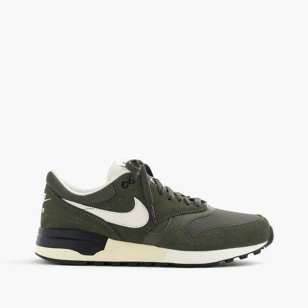 Nike® Air Odyssey sneakers in military green