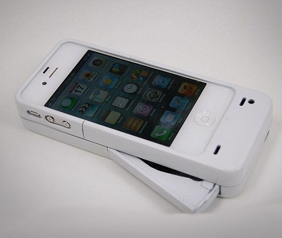 how to make a ipod case at home