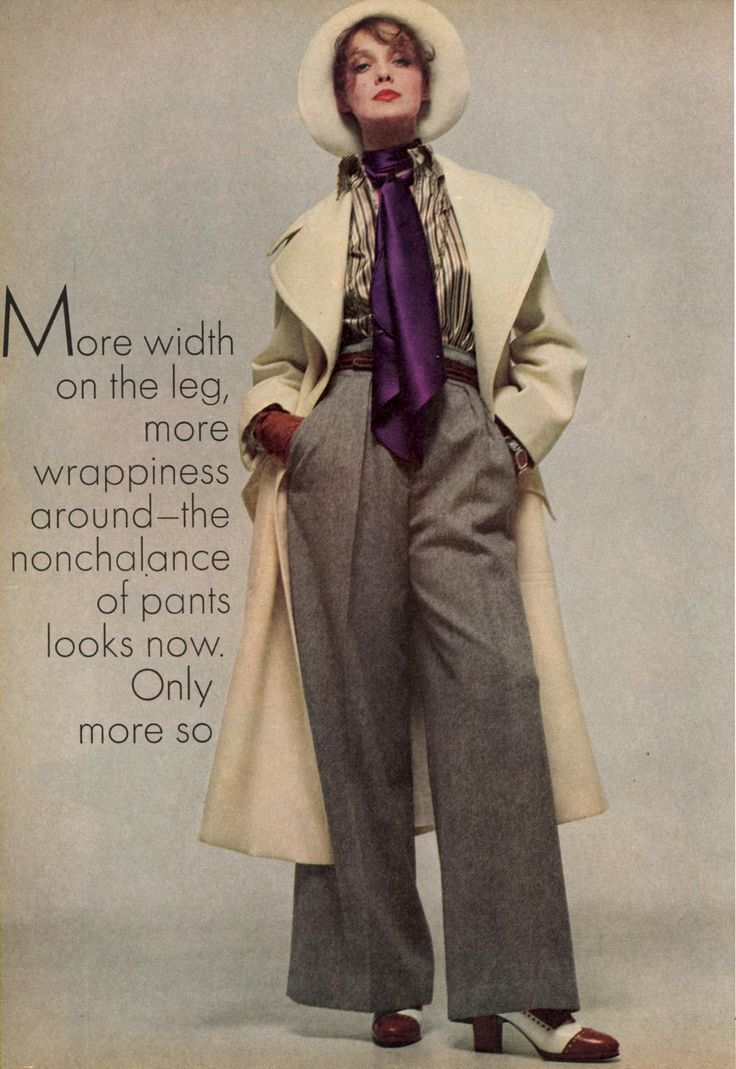 US Vogue February 1, 1972 The New Look--Only More So Photo Richard Avedon Model Donna Mitchell