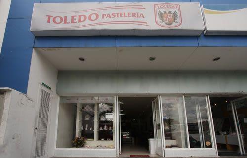Cedritos - CLL 140 | Pastelerías Bogotá | La Toledo Pastelería Horario de atención: Lunes a Sábado 9:30 am-7:30 pm  Domingos 10:00 am-5:00 pm  NO ABRE LUNES FESTIVOS Dirección: Cll 140 # 13 - 27, Local 3 Teléfono: 57(1) 648 0737 Parqueadero: Si