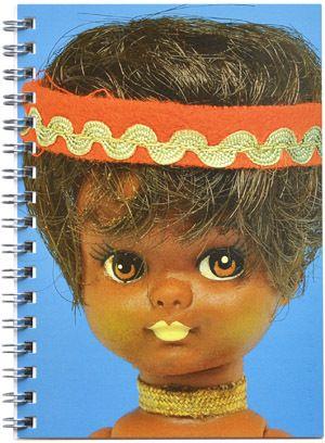 Popjes Art Notebook. Roos.