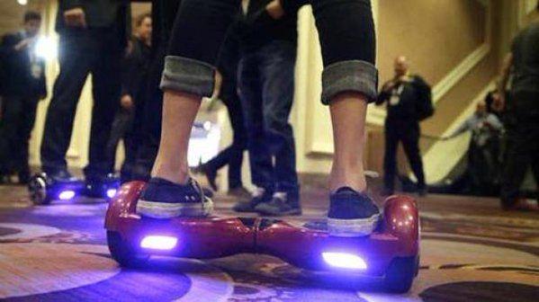 Amazon ritira gli hoverboard dalla vendita online