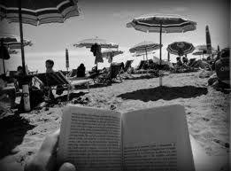 Visuale di un Lettore da SPiaggia