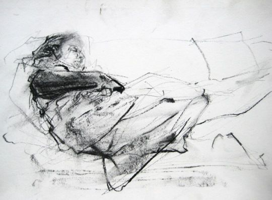 Ginny Grayson's Drawings Imbue Great Humanity In Her Subjects