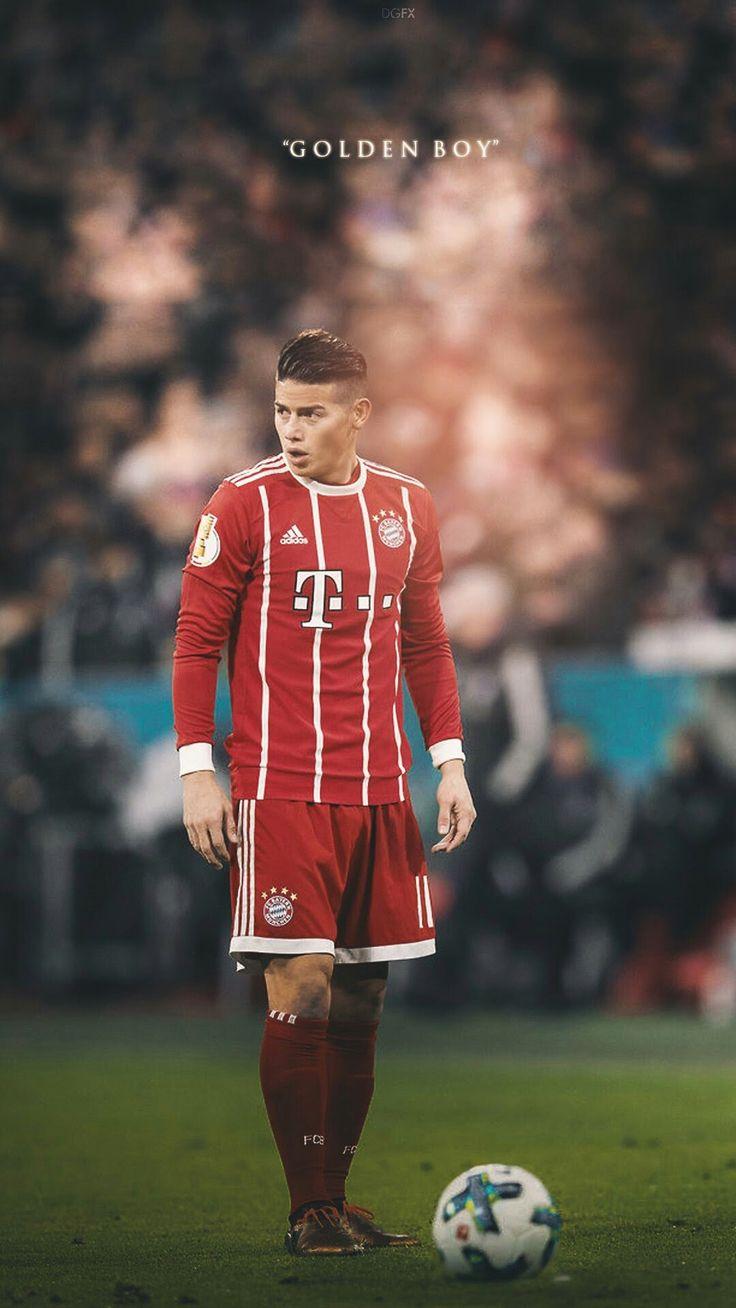 James Rodriguez -Bayern München
