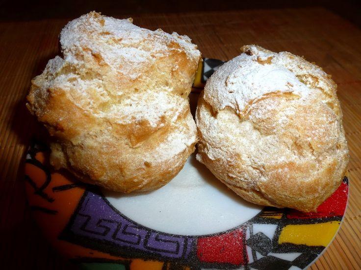 Рецепт Эклеров с Заварным Кремом (Eclair Biscuit Recipe) - YouTube