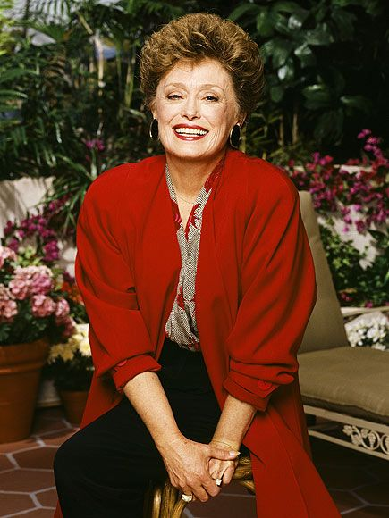 Rue McClanahan, American actress (b. 1934), died June 3, 2010 Which of the Golden Girls was your favorite?