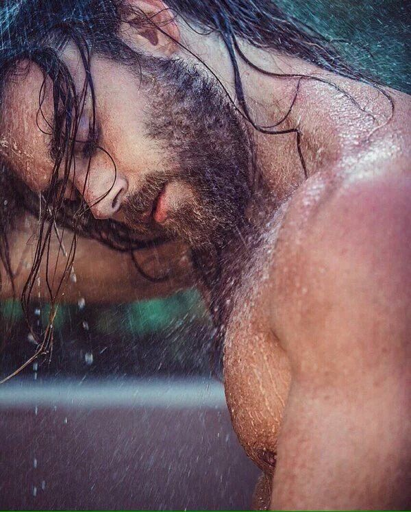 Brock O'Hurn - model inspiration for Val in Sweet Barbarian by Jayla Jasso (shower scenes :-0)