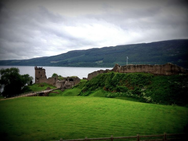 Loch Ness--or just Scotland in general