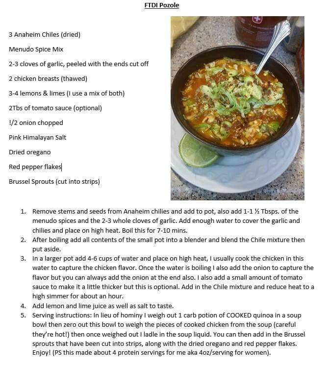 A Week Of Lightweight Nutritious Backpacking Food: 369 Best FTDI- 6 Week Challenge Recipes Images On Pinterest