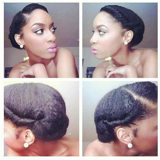Awesome 1000 Images About Church Style On Pinterest Black Women Natural Hairstyles For Women Draintrainus