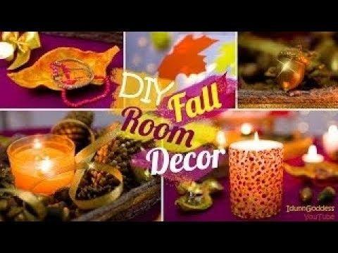 Autumn DIY room decor