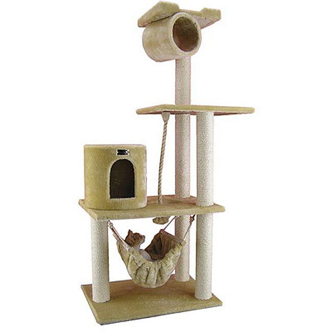 Armarkat Multiple Level Cat Tree Pet Furniture Condo Scratcher
