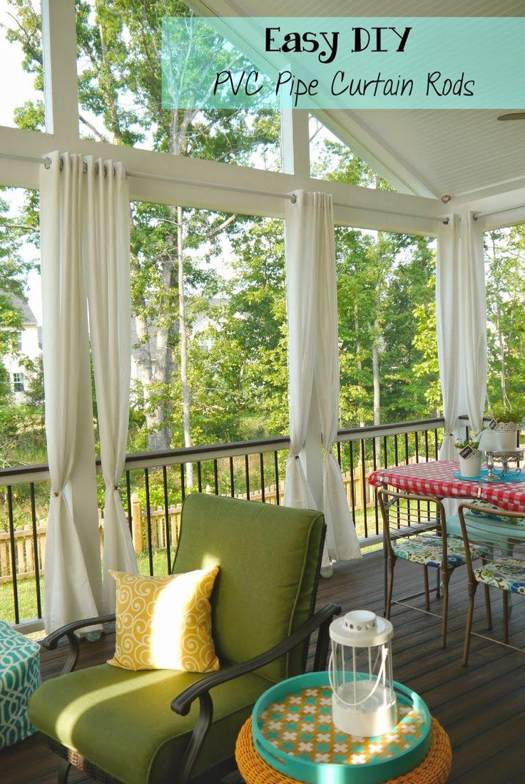 Best 25 cheap curtain rods ideas on pinterest cheap curtains diy curtain rods and curtain rods