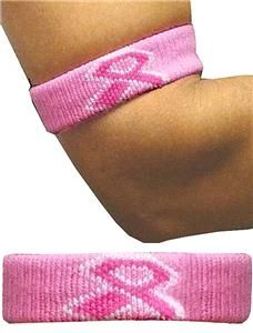 Softball - Red Lion Breast Cancer Awareness Armbands (PAIR)
