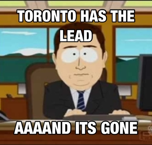 Maple Leafs Boston Bruins BostonStrong NHL meme LOL!
