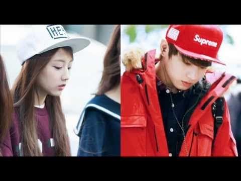 BTS's Jungkook & Lovelyz's Yein [Mr. Chocolate & Ms.Orange]