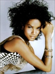 The stunning model Liya Kebede: Models Liya, Straight Hair, Fashion Models, Other Kebede, Black Beautiful, Favorite Fashion, Natural Hairstyles, Black Women Models, Black Models