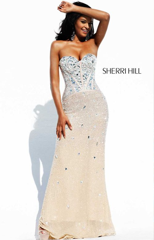 103 best SHERRI HILL images on Pinterest | Evening gowns, Formal ...