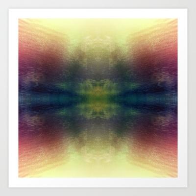 Fluidity Art Print by Linzy Kokoska - $18.00