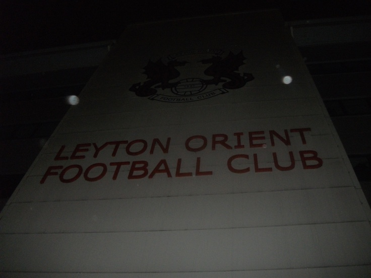 Leyton Orient: The Matchroom Stadium