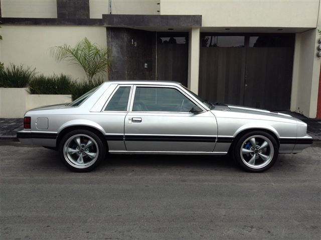 Ford Mustang Hardtop 1983 | AutoClasico