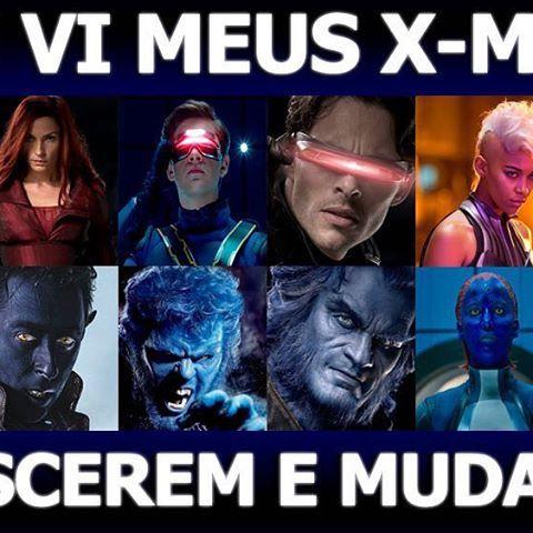 Não importa o que nos espere seja terrível ou extraordinário, os X-MEN sempre estarão prontos <3 - Professor Xavier  #xmenapocalypse #phoenix #xmenapocalipse #xmenevolution #marvel