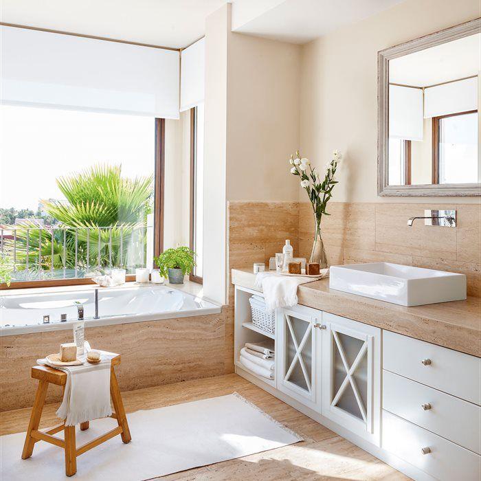 Estrena baño sin (apenas) obras