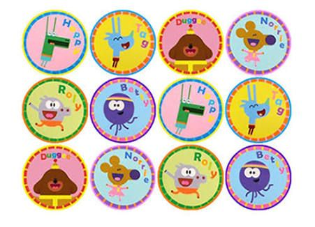 Image result for hey duggee cake 3d