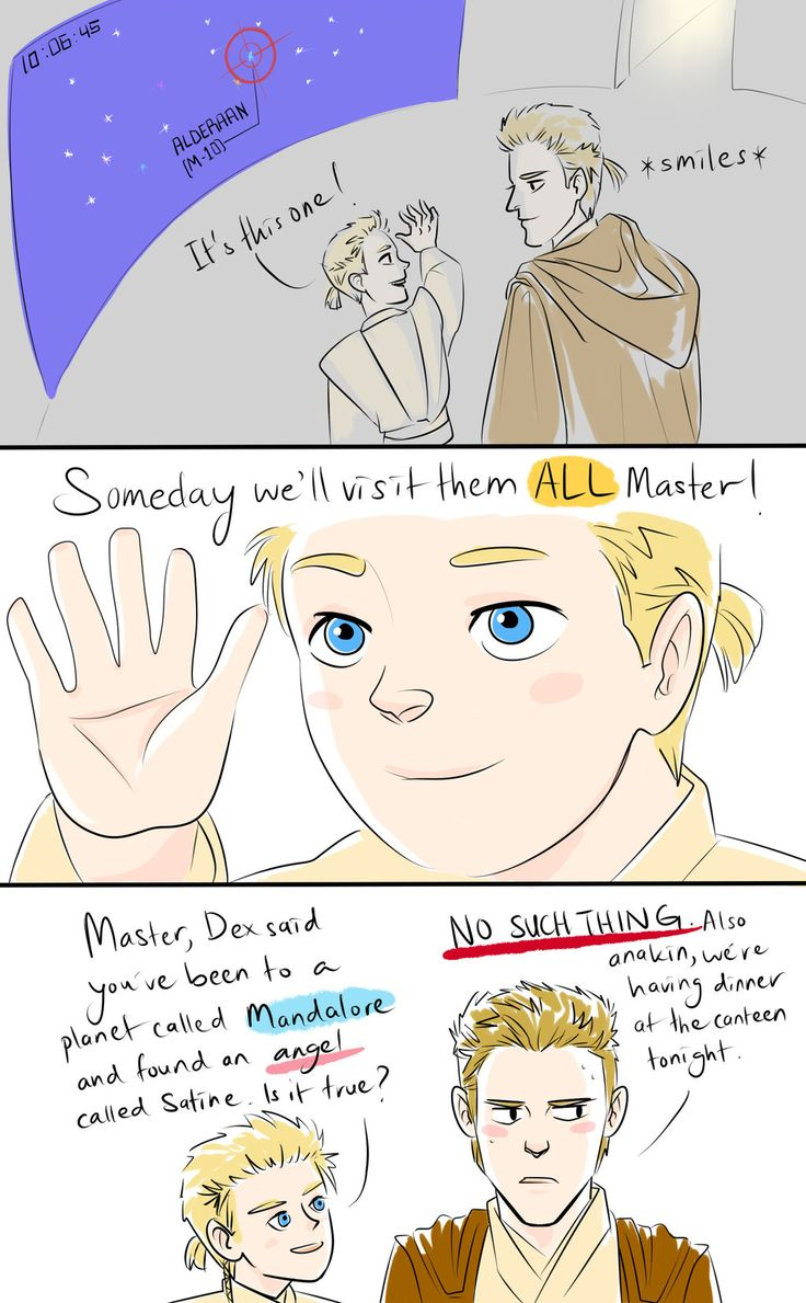 Of Masters and Padawan 8 by boxOFjuice on DeviantArt