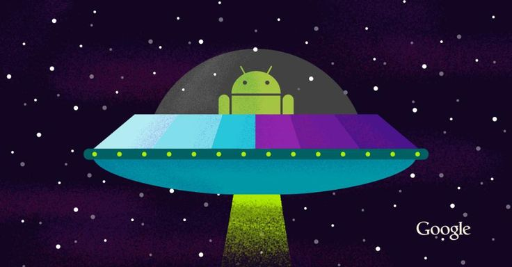 It's 3:00 pm PDT. Do you know where your Android is? #ExtraterrestrialAbductionDay