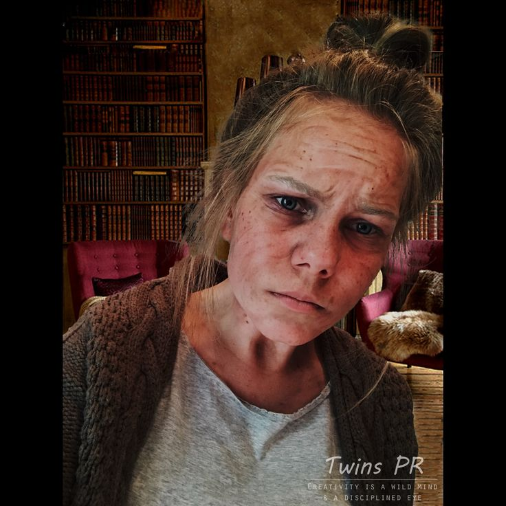 """Old soul"" Old age makeup  SFX makeup by; @linneapr (instagram) Model; @linneapr  Edited by; @synnepr (instagram) Photo by; @synnepr  Camera; IPhone 7+ Edited in Photoshop CC"