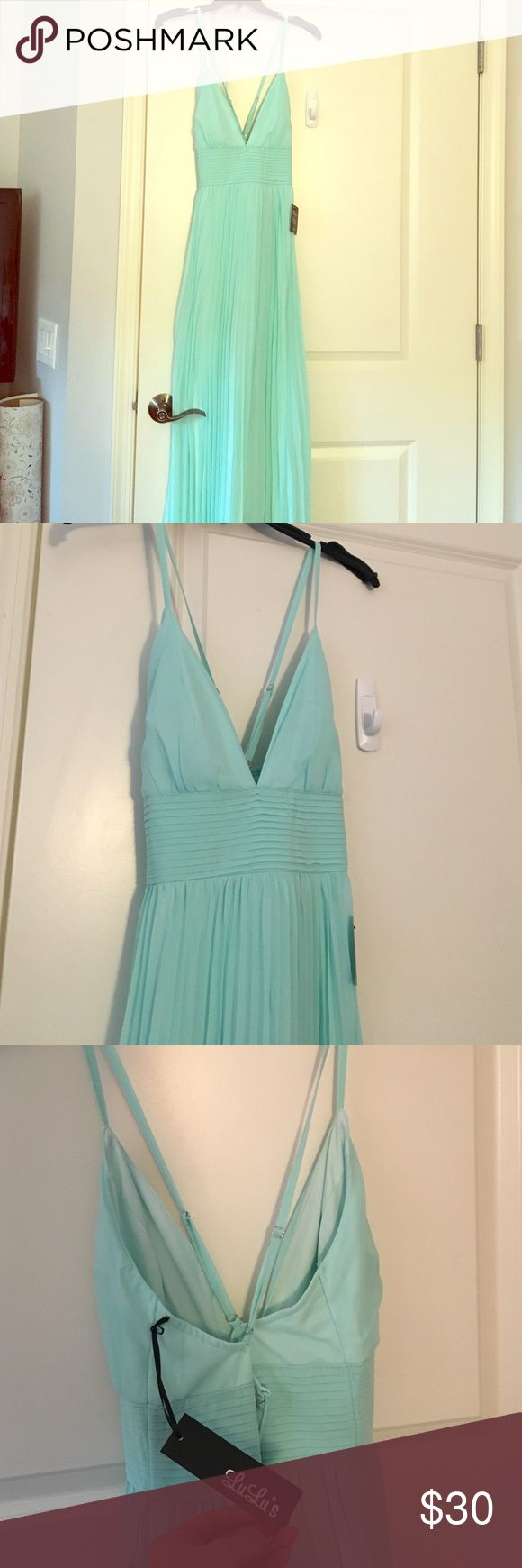 Lulus Mint Maxi Dress - Xs Gorgeous maxi dress - Lulus size xs Lulu's Dresses Maxi