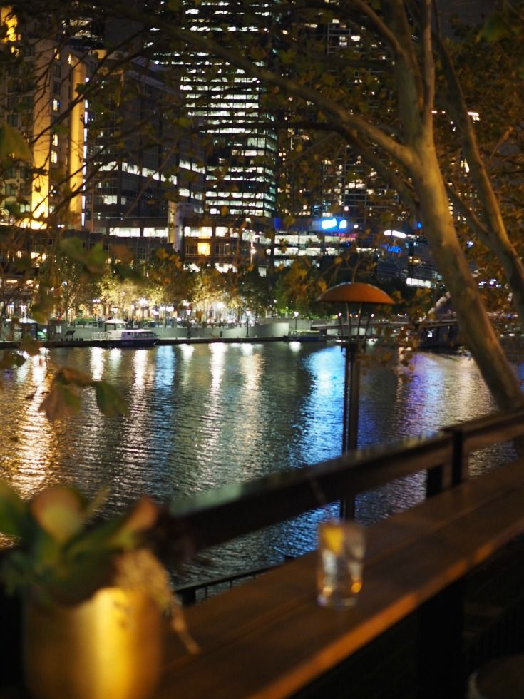 Arbory Bar and Eatery and falling back in love with Melbourne - Champagne and Chips