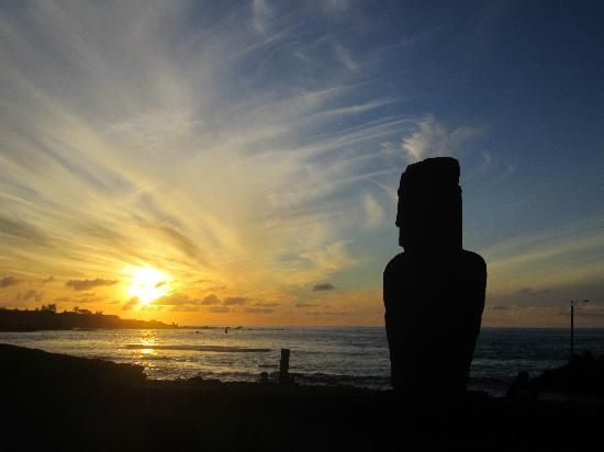 Magical #Easter Island, #Chile