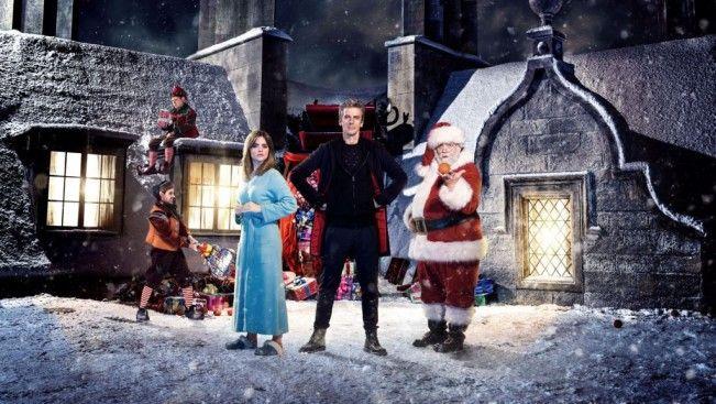 Retour sur un épisode Noël de Doctor Who presque sans féerie ni magie de noël : The Last Christmas