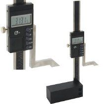 iGaging Digital Electronic Height Gage Scale w/ Magnetic Base // Description The Digital Height Gauge eliminates the guesswork when setting saw blade and router bit heights, router fence offset and even jointer knives. The 6 Inch capacity digital readout is accurate to 0.001 Inch or 0.05mm and the stable magnetic base makes for easy positioning. Features an ABS function to lock in your reading an// read more >>> http://Skaggs45.iigogogo.tk/detail3.php?a=B001RHGYVE