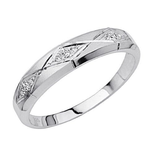 Wedding Bands For Less: Wedding & Engagement Rings On