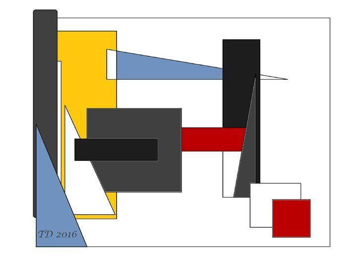 Layers Abstract - TateDevros