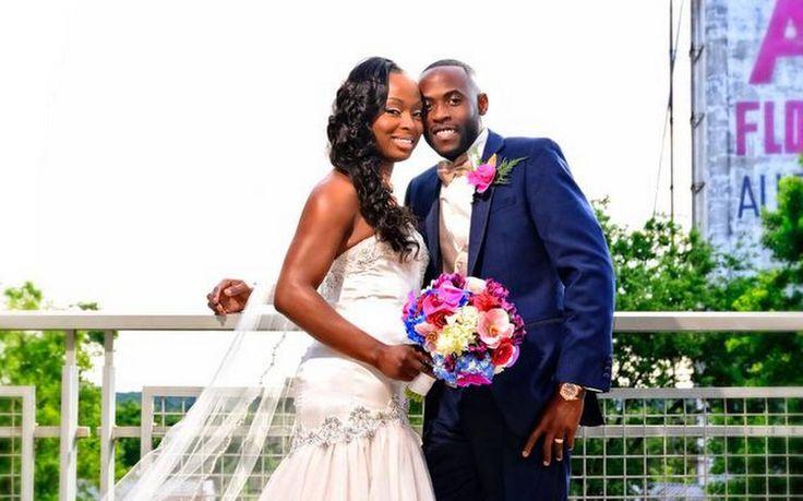 South Carolina State alums Elizabeth Smith, Chris Johnson marry