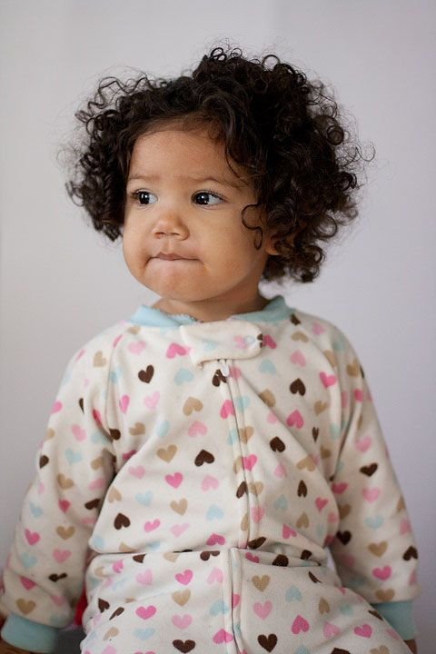 Biracial Baby Girl Curly Hair 17 Best images about C...