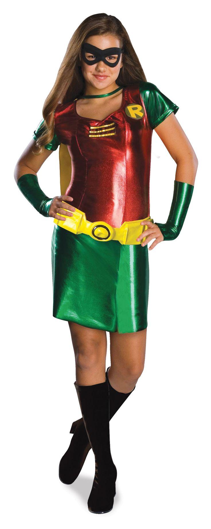 Best 25+ Female robin costume ideas on Pinterest | Robin girl ...