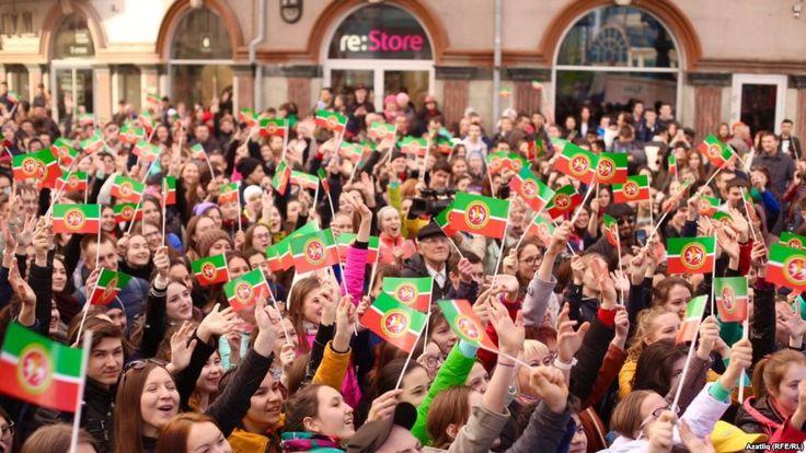 #world #news  Russia's Ethnic Groups In Volga Region Celebrate Language Day  #StopRussianAggression @realDonaldTrump @POTUS @thebloggerspost