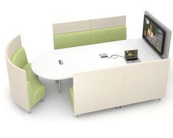 AGATI Furniture  Elements Media Center Library FurnitureClassroom FurnitureOffice  FurnitureFurniture DesignModern Office DeskModern