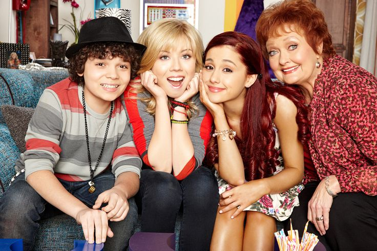 ariana grande sam and cat photos | Cast 'Sam and Cat' Photoshoot 1